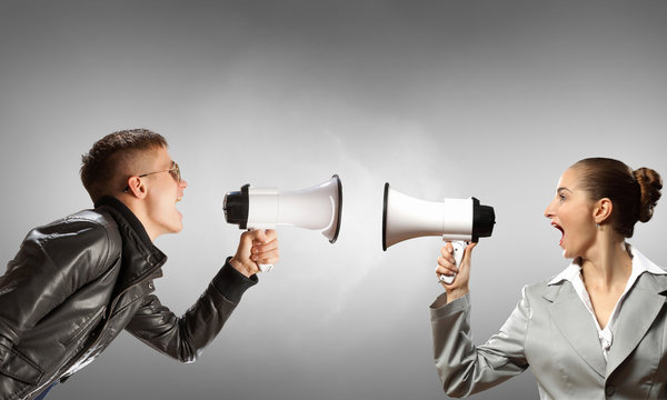 Aggression and humiliation in communication
