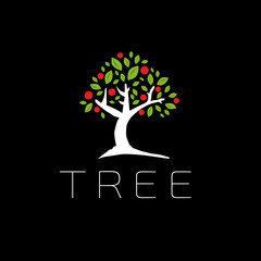 Tree logo creative