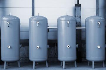 new gas tanks