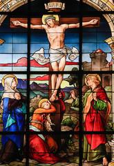 Crucifixion of Jesus Christ on Good Friday