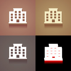 3_Vintage_Icons_With_Long_Shadow