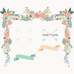 Wedding Floral Elements