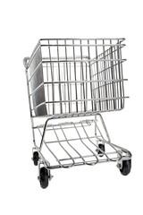 Shopping Cart Shot Close Up