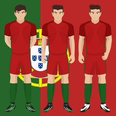 Portugal National Team for European Competition