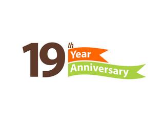 19 year anniversary