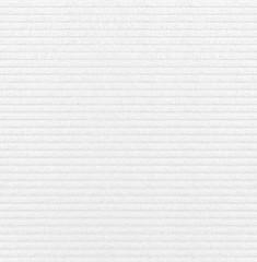 Aluminium Prints Fabric White striped art paper with glitter