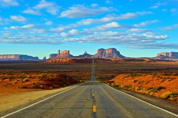 The Monument Valley