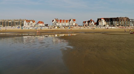 Strand von De Haan