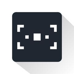 focusing icon
