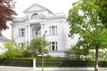 Stadtvilla, Deutschland