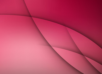 pink red background wave abstract soft light vector