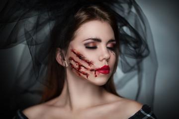 Dead bride horror