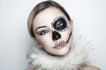 Shugar skull mask
