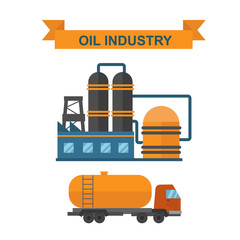World oil gas production infographic distribution and petroleum extraction rate business infochart diagram report presentation design vector.