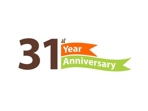 31 year anniversary