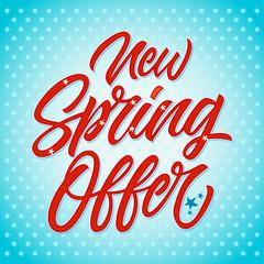New Spring Offer Inscription 2