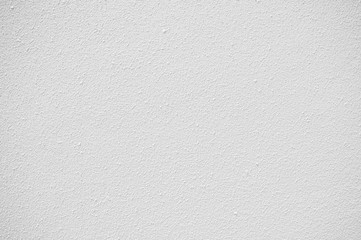 White cement wall background texture plain. Greyscale. High quality. Close up.