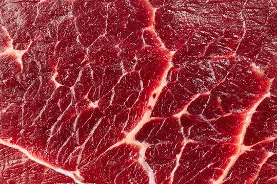 Beef steak texture