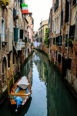 Venice: view from the water