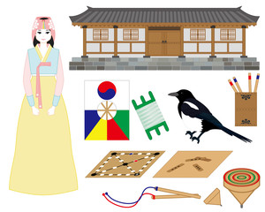 Korean Traditional Things (2)