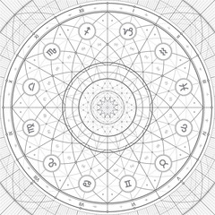 zodiac ring linedraft