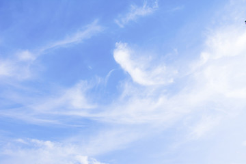 cloud bright sky background