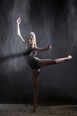 dramatic dance portrait