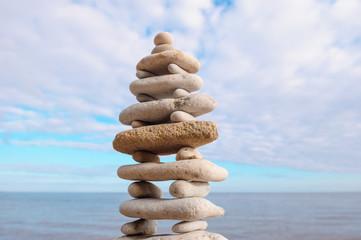 Stones in equilibrium