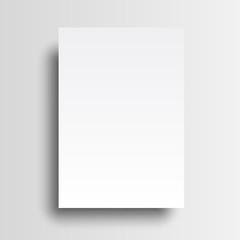 paper mockup a4