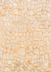 Stein Mauer Fassade Mediterran Hintergrund Textur