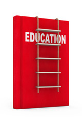 Education Book with Rope Ladder