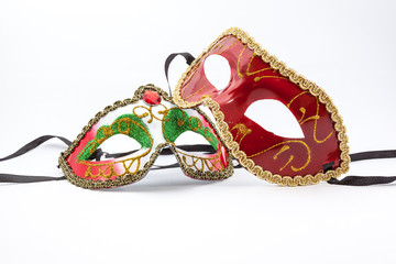 The carnival mask