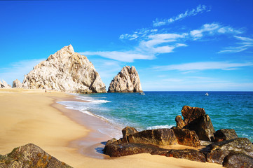 Lovers Beach, Cabo San Lucas, Baja California, Mexico