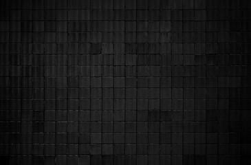 Kachelhintergrund schwarz