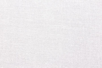 White linen canvas texture.