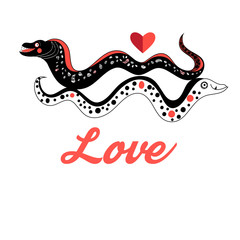 Graphic love Moray