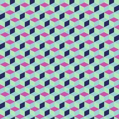 abstract pastel geometric pattern illustration