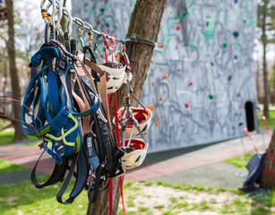 Protective gear for climbers