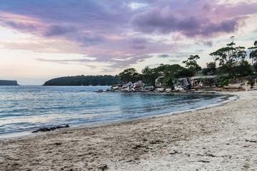Rocky Point Island Sunset in North Sydney