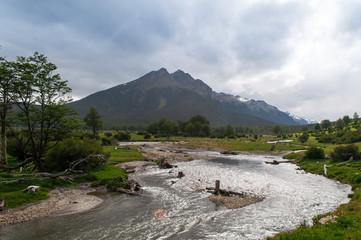 Ushuaia, Tierra del Fuego, Argentina.