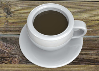 Cup of Coffee - 3D
