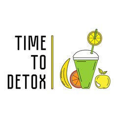 Food, water and detox