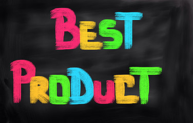 Best Product Concept