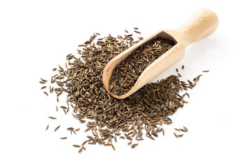 Dry seeds of cumin