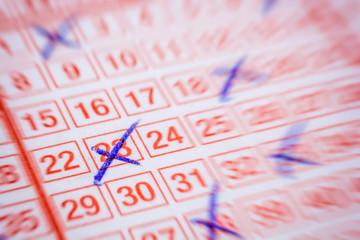Mit der Glückszahl zum Lottogewinn