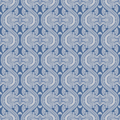 Seamless Paisley Pattern.