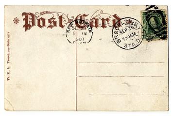 1908 vintage postcard