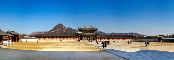 Asien_Korea_Seoul_City