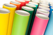 adhesive colored films