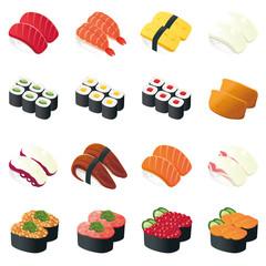 寿司 アイコン セット